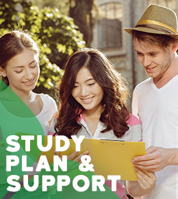 StudyPlan&Support
